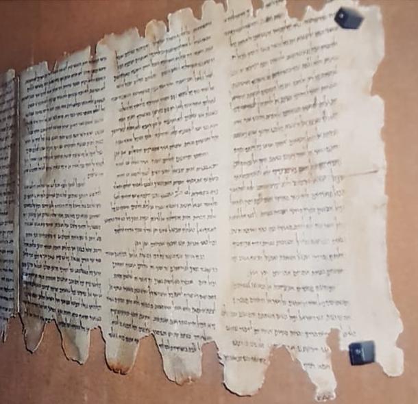 Esseńczycy,zwoje,Qumran,wzmacniać się duchowo